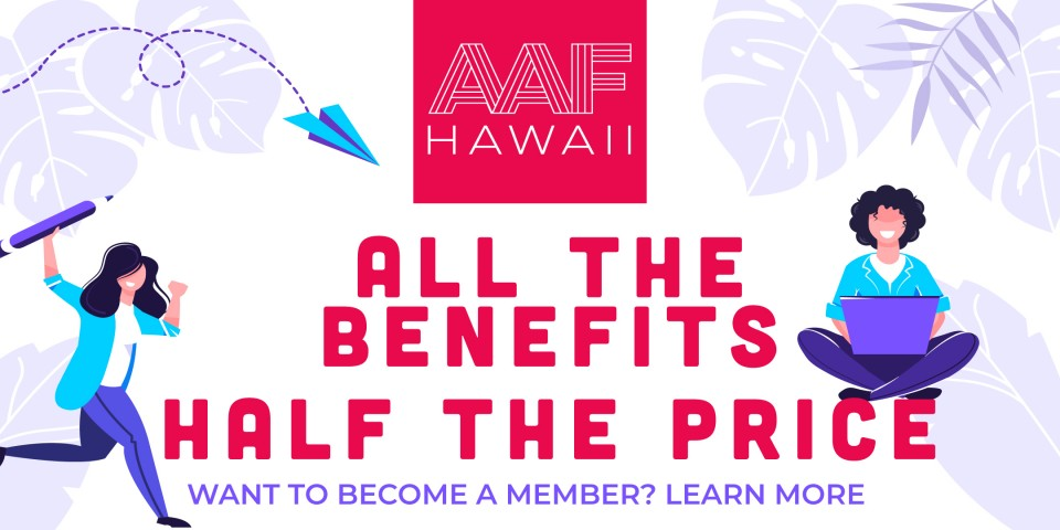 aaf Hawaii membership
